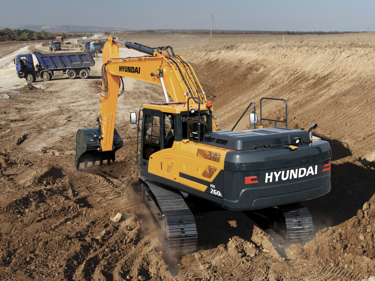 HX260 L
