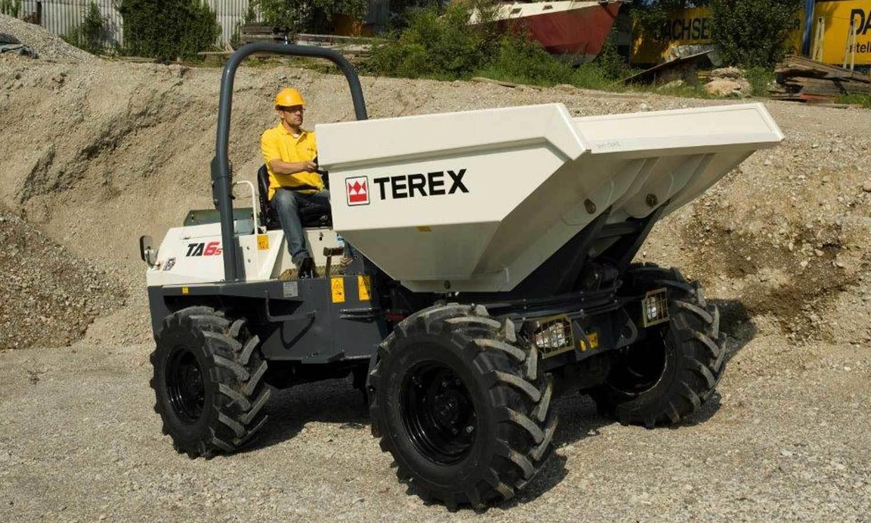 TEREX T6S